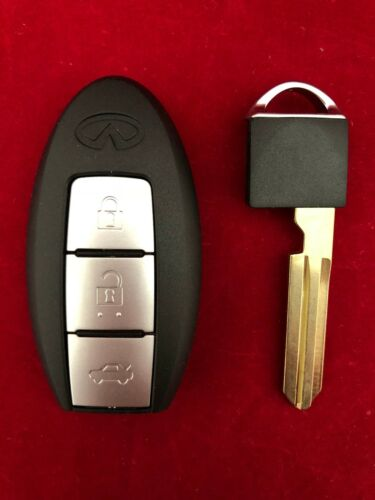 Nissan key car