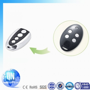 Compatible with BFT Replacement Gate Portable Remote Control