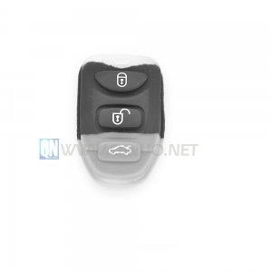 Wireless Auto Gate Remote Control face to face copy 3 channels