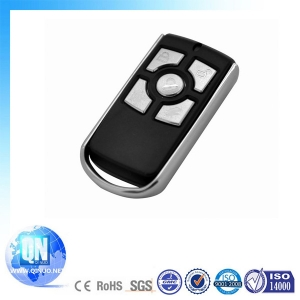 5 channels plastic universal remote control universal alarm