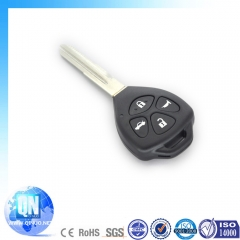 self learning remote duplicator with blank key blade