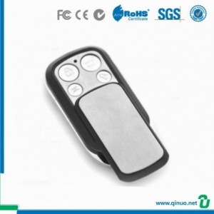 Adjustable frequency 4 channels wireless gate transmitters