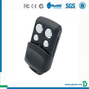Qinuo 4 Button Fixed Code Wireless Remote Control Garage Door QN-RD059X