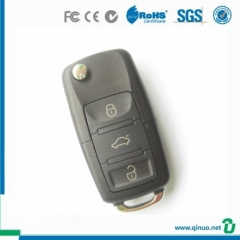 self learning remote duplicator with flip key blade