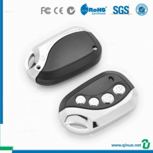 Adjustable frequency self-learning remote control duplicator