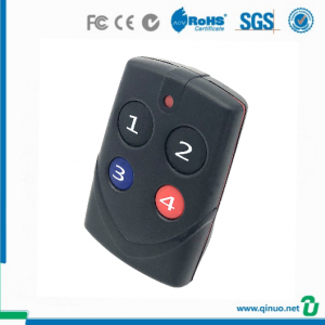 Waterproof Auto Scan Frequency & Code Fixed Code Remote Duplicator self-learning face to face copy QN-RD166B-W