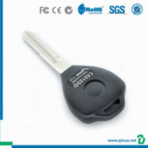 Universal Remote Duplicator with blank key