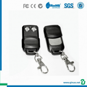 RF remote duplicator copy face to face with pushing cover