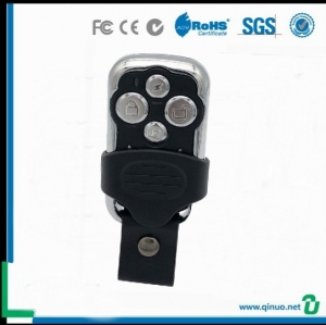 Rf 433 mhz ask transmitter rolling code for compatible Roger for garage door