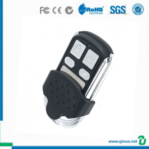 Universal Remote Controller Compatible with ECP Mutil-code and Motorline Rolling Code 433.92Mhz QN-RS027X