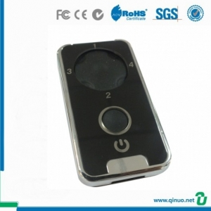 Multi-frequency remote duplicator copy fixed code