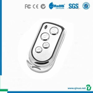 four buttons 433Mhz programmable hcs remote control