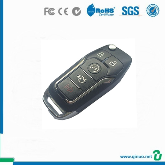 433MHz Waterproof 3-button Wireless Remote Control Fixed Code