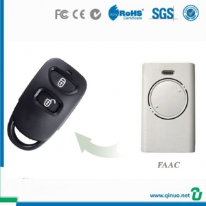 Rolling Code Remote Duplicator For FAAC 868.3Mhz