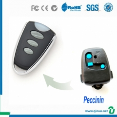 garage door peccinin remote