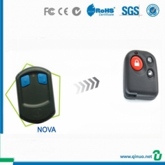 rolling code remote transmitter