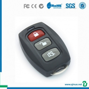 Self-Learning Door Key Remote Control with 3 Buttons